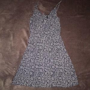 flower design dress